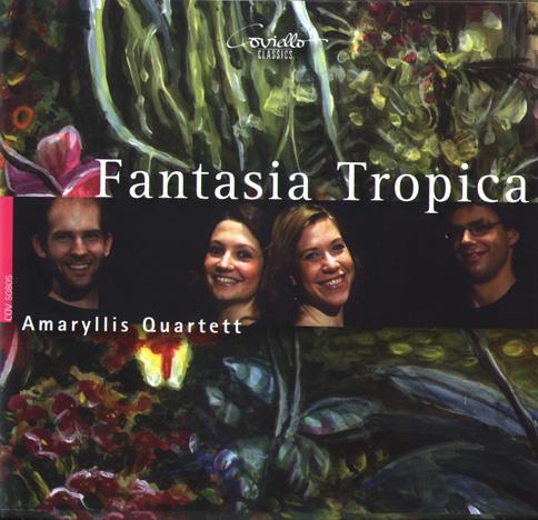 Amaryllis-CD Tropica Fantasia