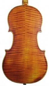 Boden der gestohlenen Poggi Geige
