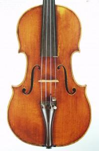 Decke der gestohlenen Poggi Geige