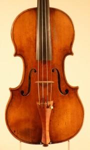 gestohlene Stradivari 1721