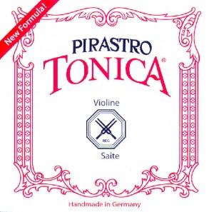 Neu Tonica Saite von Pirastro