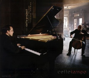 Cellotango die neue CD vom Celloproject
